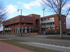 Будынак CBR у Амстэрдаме ©amsterdamheefthet.nl